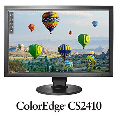EIZO представляет 24,1-дюймовый графический монитор с полным охватом цветового пространства sRGB