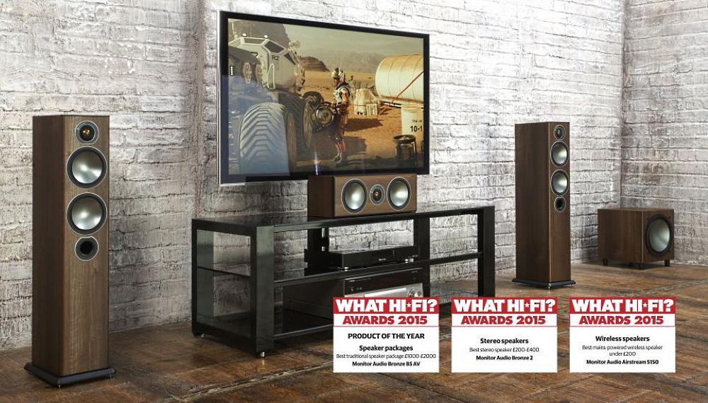 Напольная акустика Monitor Audio Bronze 5