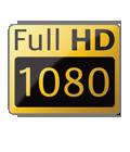 Full HD 1080p recording