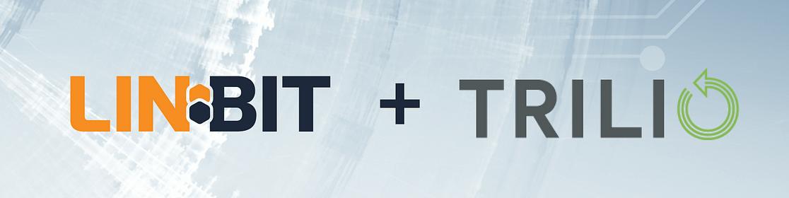 Linbit Trilio integration