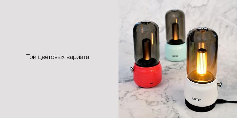 Прикроватная лампа Xiaomi Lofree Candly Lights (зеленый)