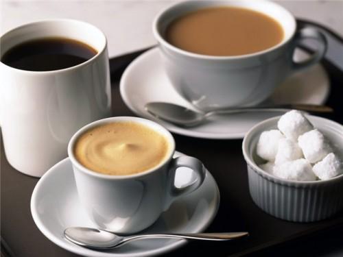 Подадим кофе к столу