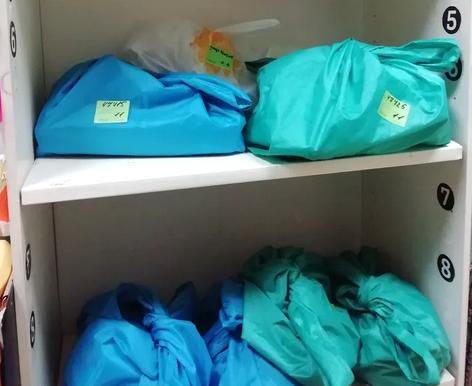 Доставка в многоразовых сумках в И-МНЕ
