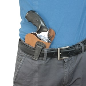 Кобуры скрытого ношения для револьверов