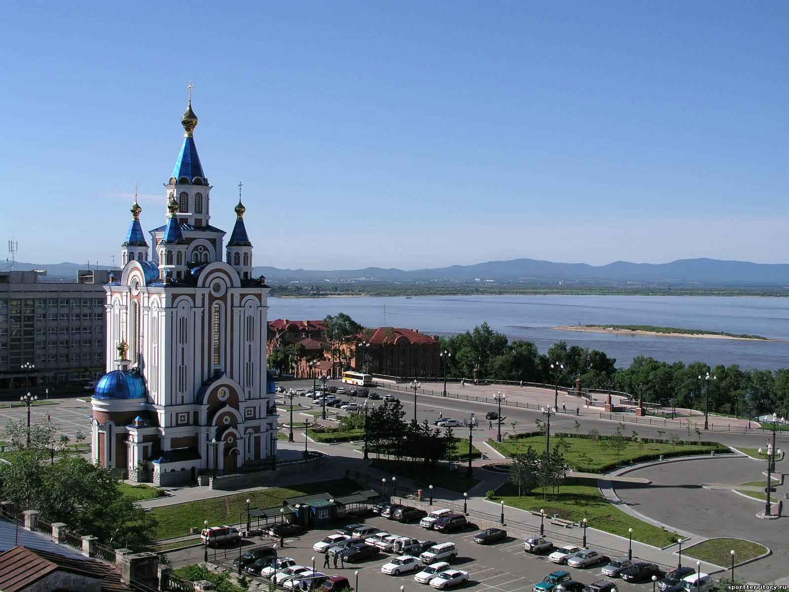 Храм Хабаровска
