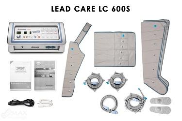 Комплектация лимфодренажного аппарата Lead Care LC-600S