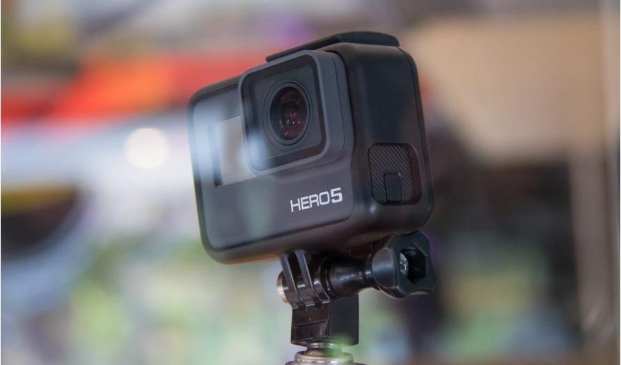 GoPro HERO5 Black Edition (CHDHX-501)