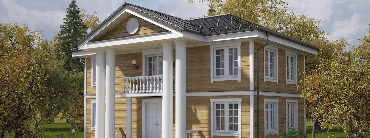 Проекты домов «Классика»