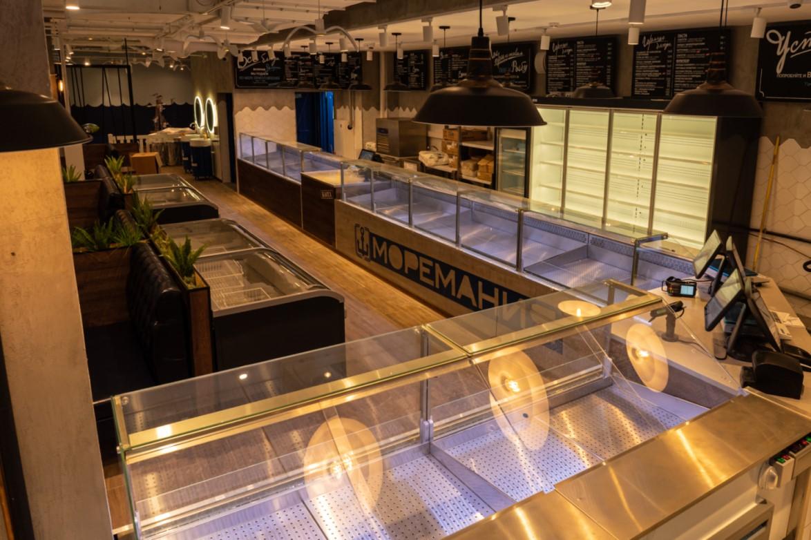 выбор помещения для рыбного магазина