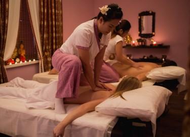 отель массаж спа
