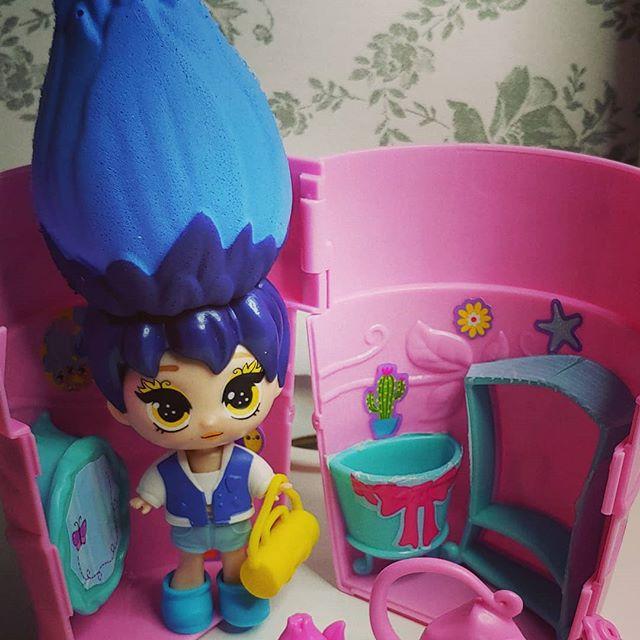 Оригинальная Кукла Blume по имени TATE