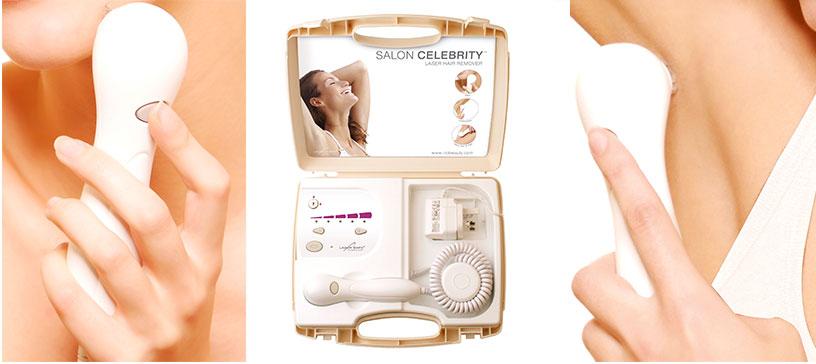Использование лазерных эпиляторов Рио на теле и лице