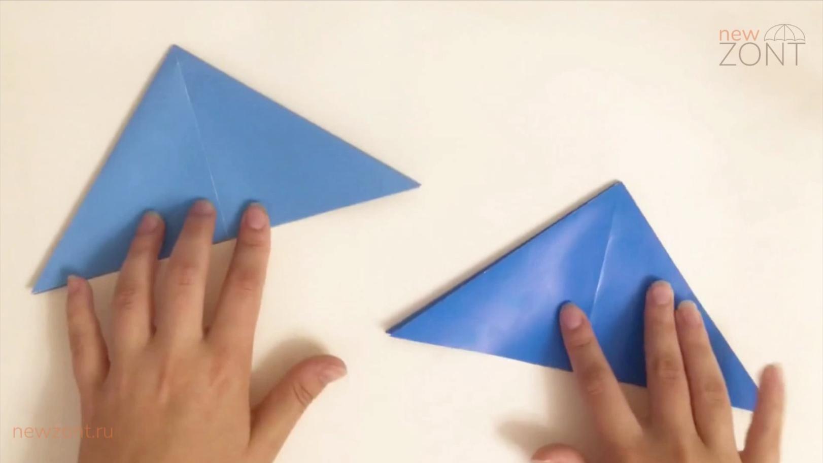 Поделка бумажный зонтик