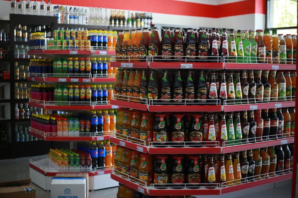 оборудование для супермаркетов