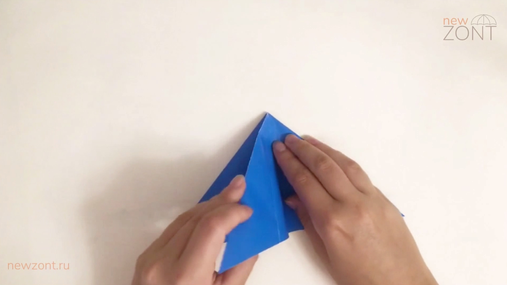 как сделать поделку зонтик