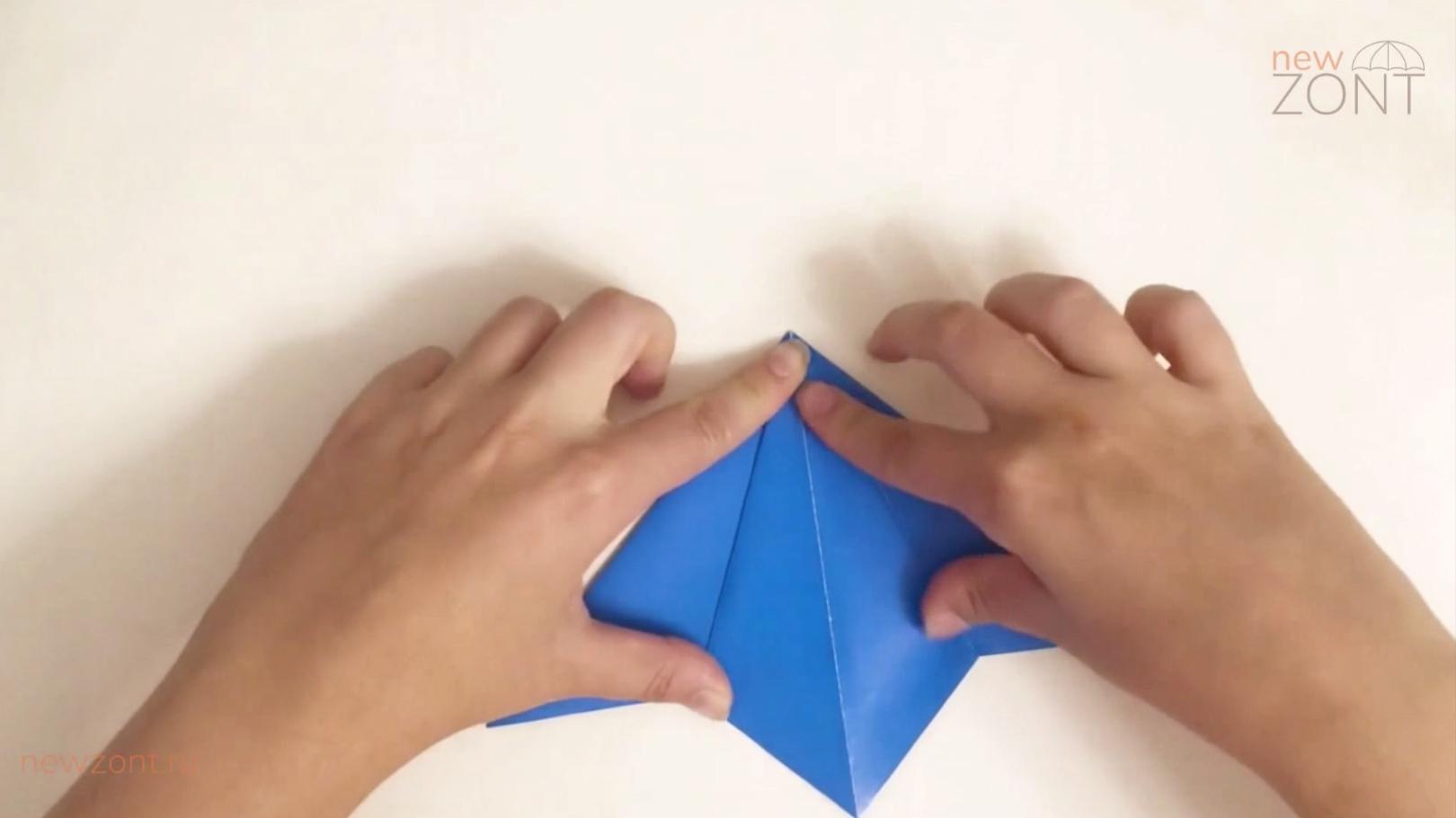 как сделать зонтик видео
