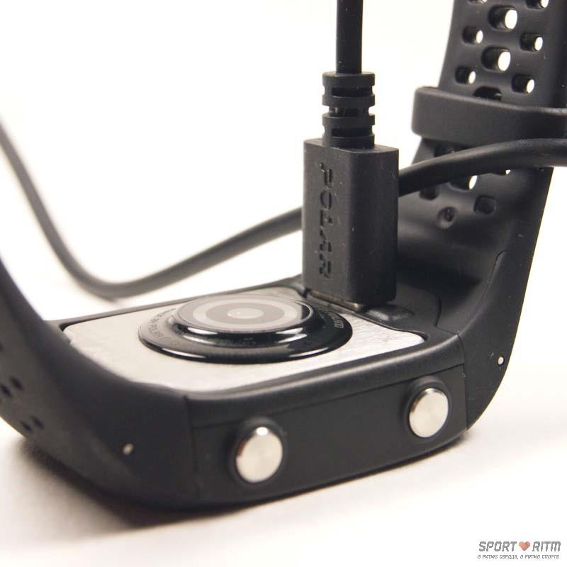 Зарядный кабель для часов Polar M430