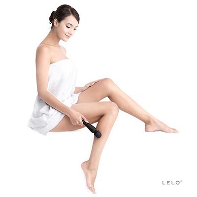 Lelo Smart Wand массируем нога