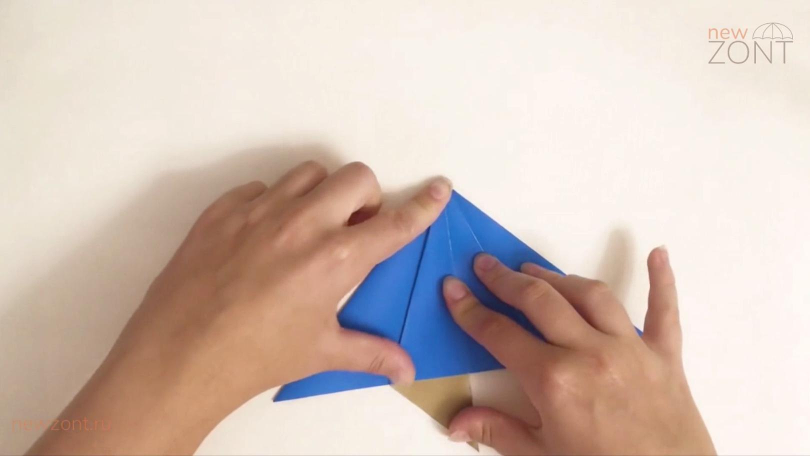 как сделать японский зонтик