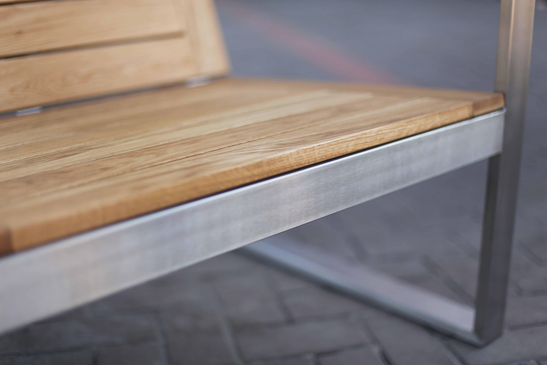 Садовая мебель из дуба TRIF-MEBEL на заказ