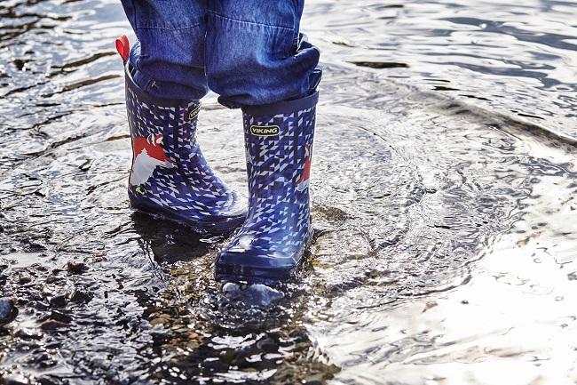 Резиновые сапоги Viking для  мальчиков и девочек купить в интернет-магазине Viking-boots (коллекция Весна 2019)