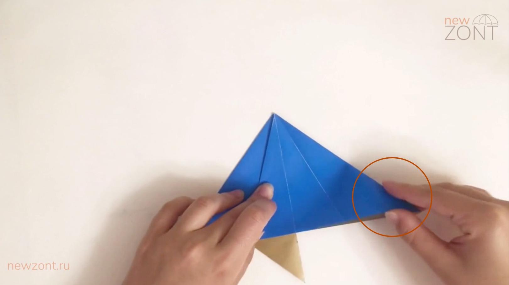 как сделать зонтик самому