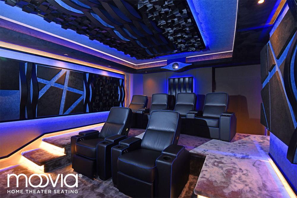 Кресла для домашнего кинотеатра Moovie Venice