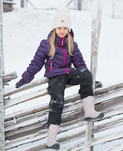 Зимние резиновые сапоги Viking для девочек и мальчиков купить в интернет-магазине Viking-boots (коллекция Зима 2019)
