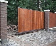 откатные ворота спб