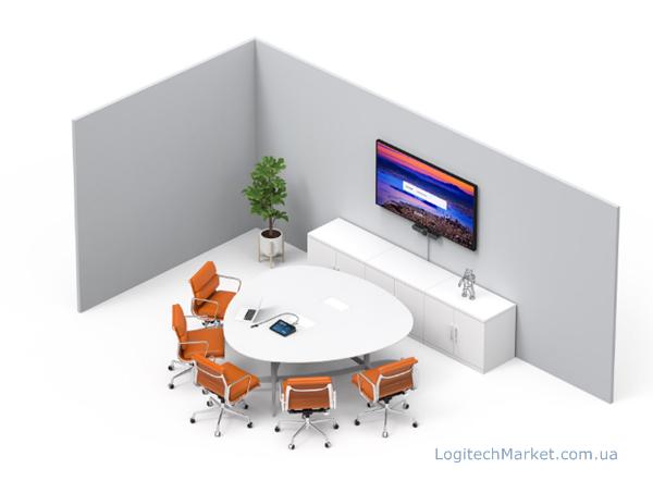 Logitech оборудование для конференц залов