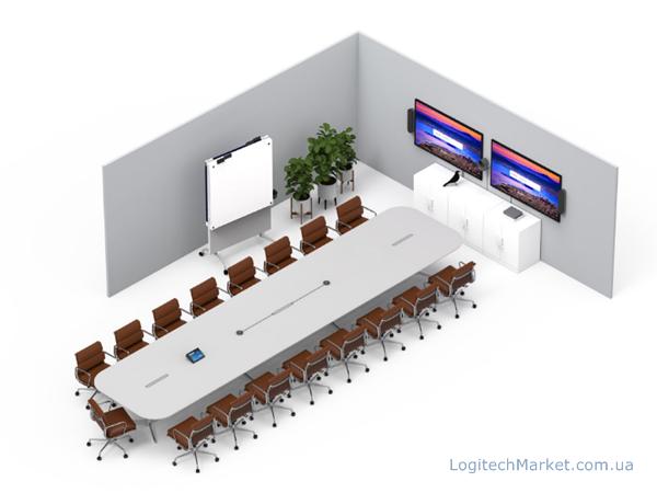 Logitech Rally Конференц система