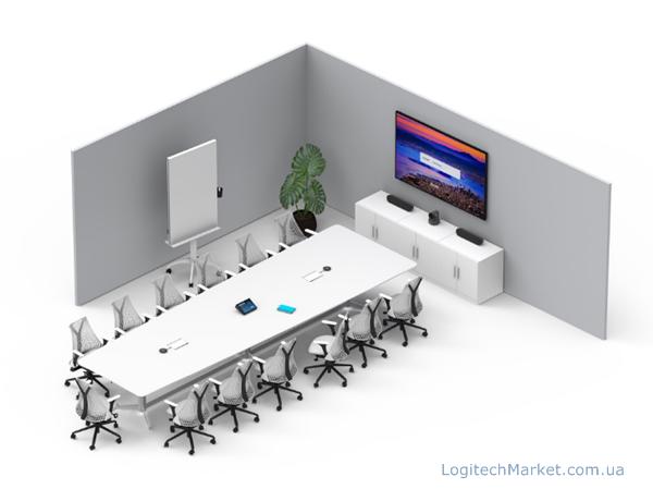 Система для конференций Logitech Rally