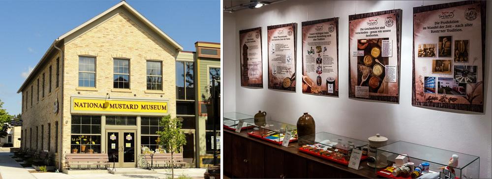 Музей горчицы в США