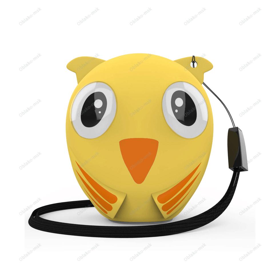 Беспроводная колонка Bluetooth Speaker HIPER ZOO Music Lucy Птичка