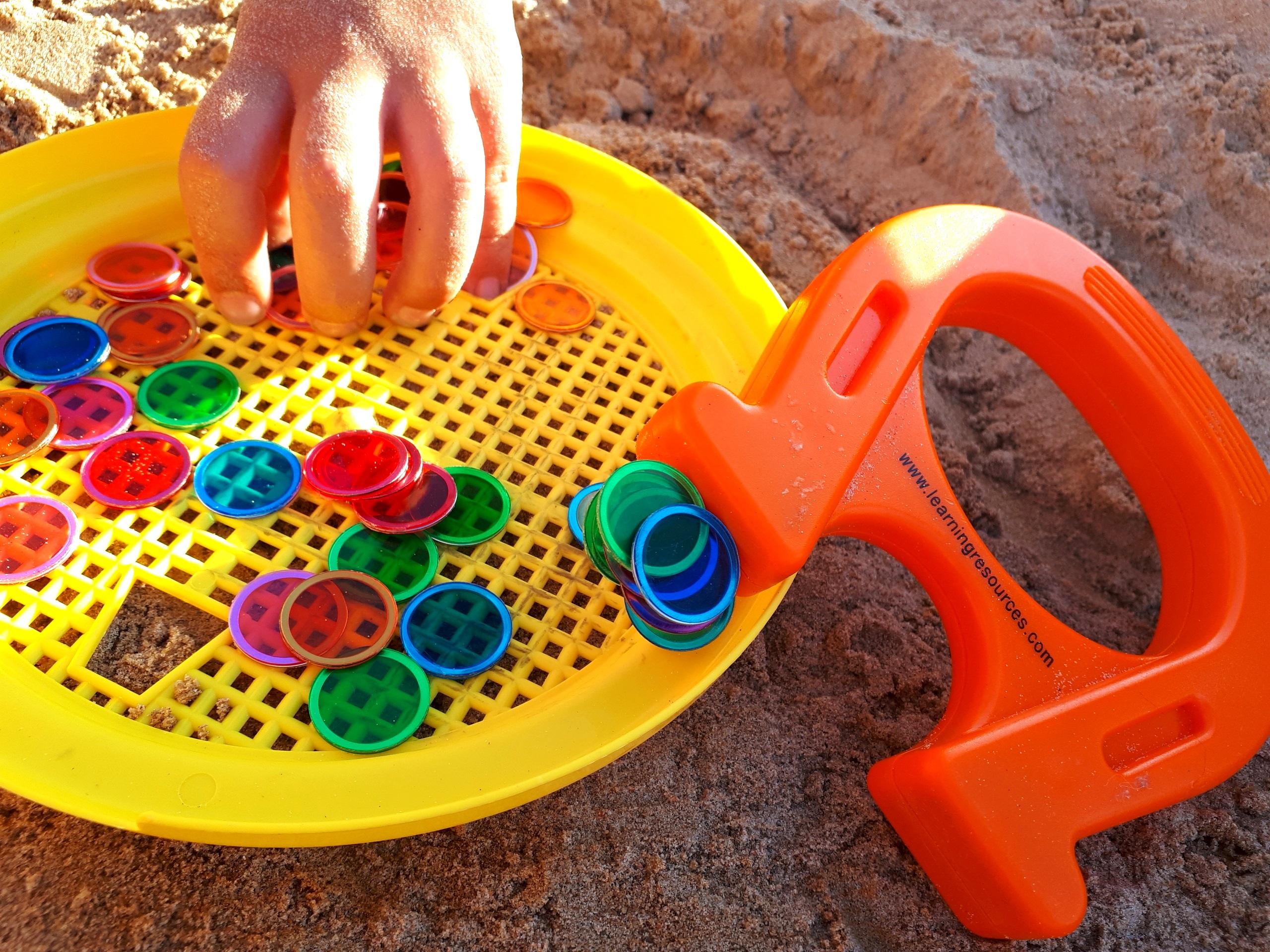 Притягиваем интерес малыша. Идеи игр с магнитами Learning Resources.