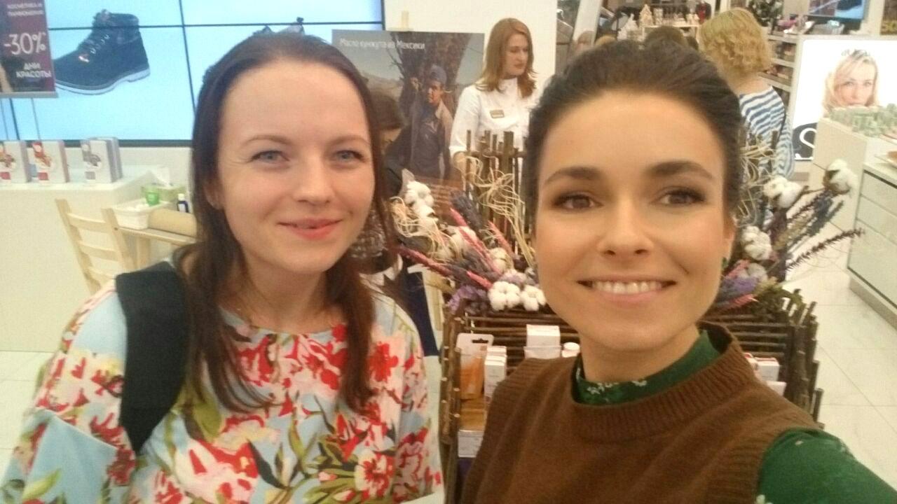 Ирена Понарошку и Надежда Павлова