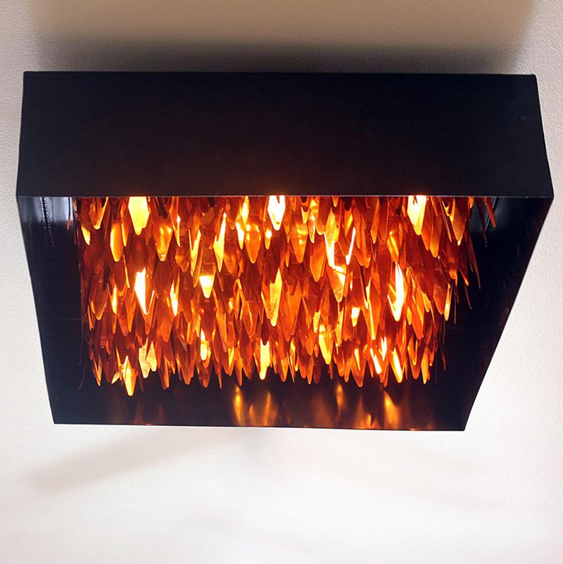 Светильники Firebox от Studio Avni