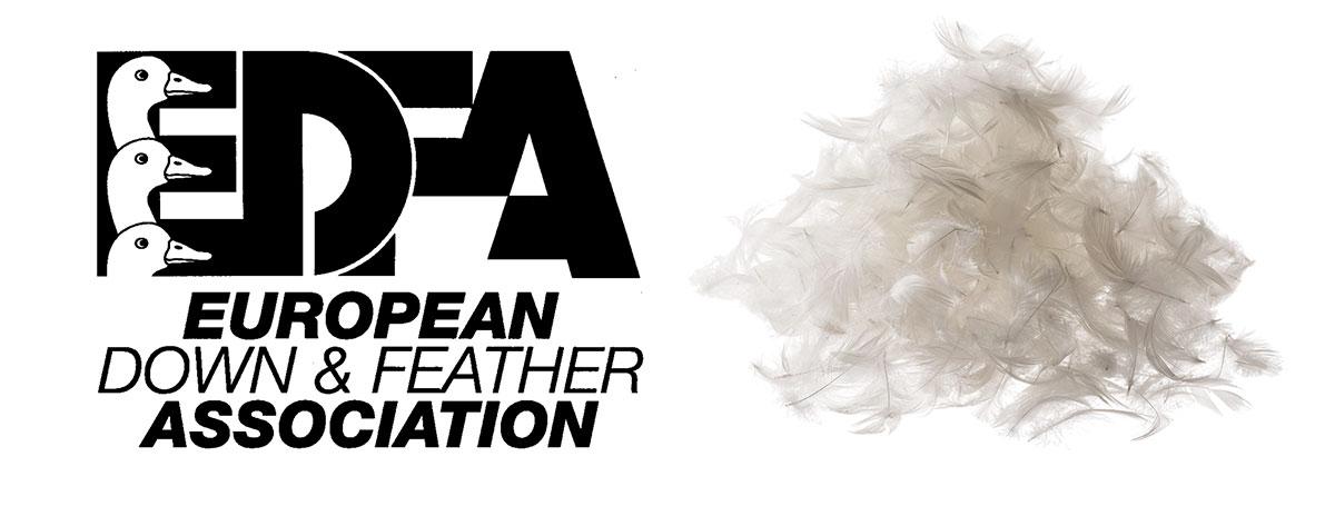 Joutsen – член Европейской Ассоциации пухово-перьевой индустрии