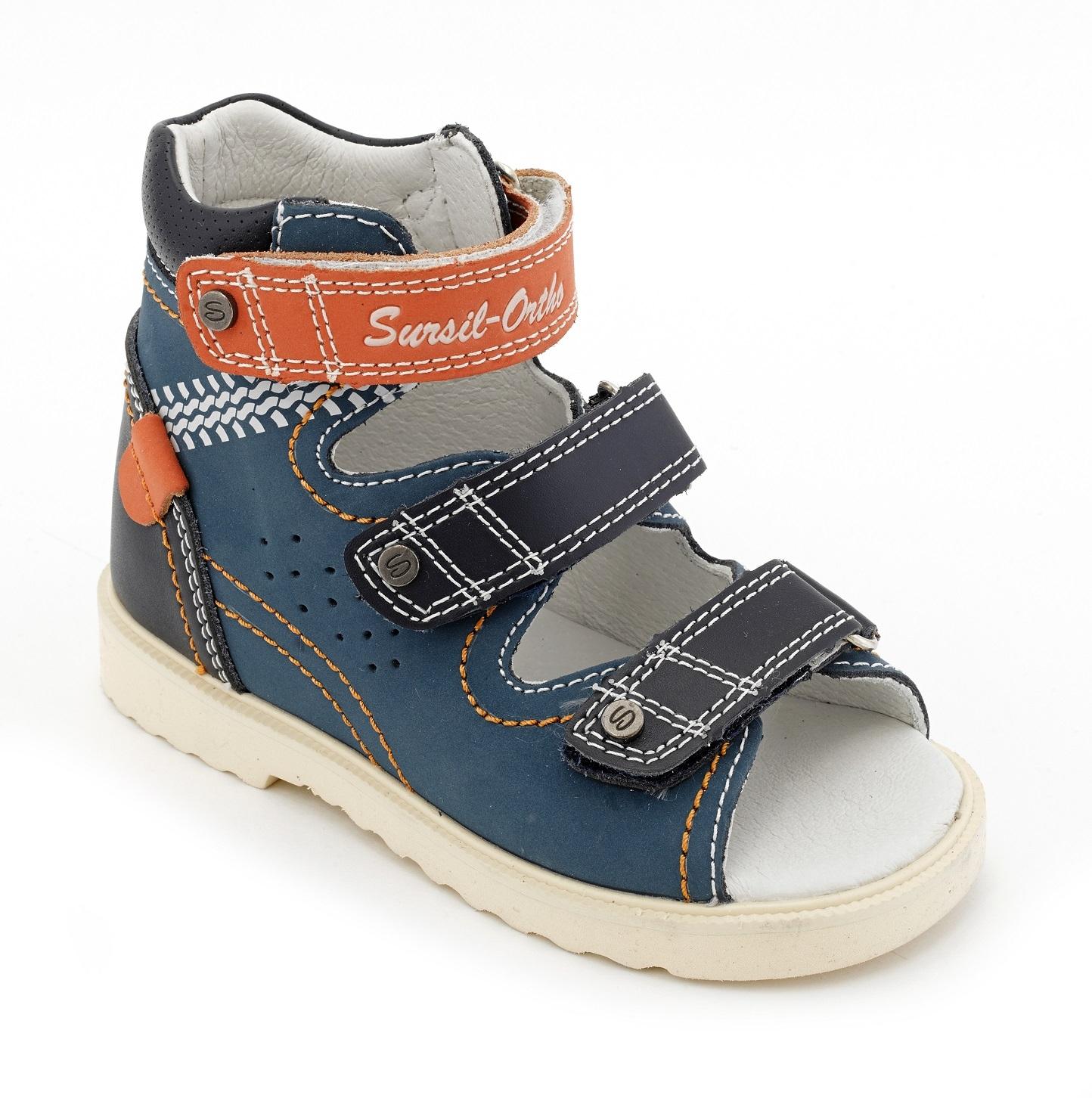 Детский сандалии