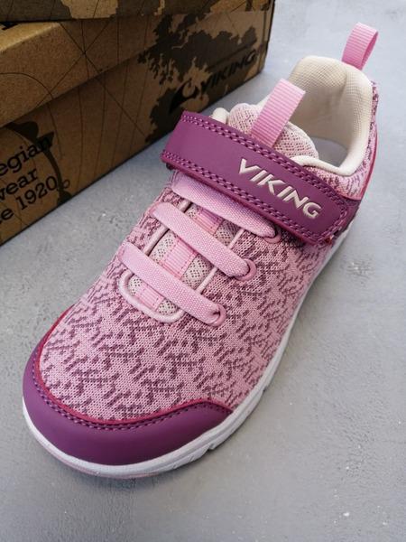 Кроссовки Viking Veil Pink/Violet