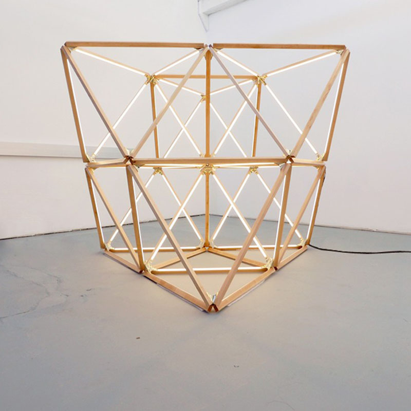 Светильник X Diamond от Stickbulb