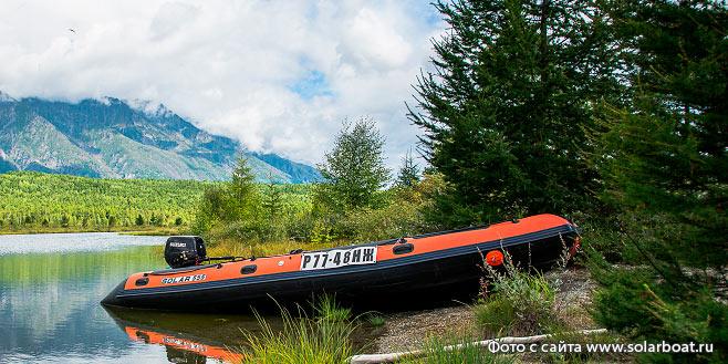 Лодки «Солар» по цене официального сайта производителя