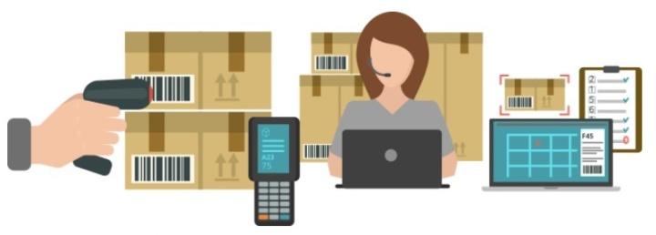 Автоматизация снижает количество рутинных операций по учету товаров