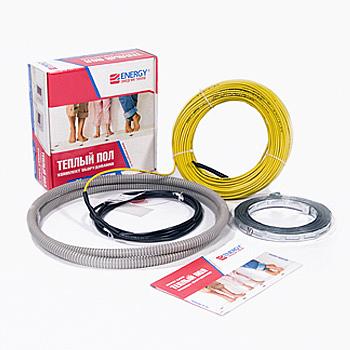 Система тёплых полов Energy Cable используется как в качестве основного, так и в качестве дополнительного источника тепла как во влажных, так и в сухих помещениях.