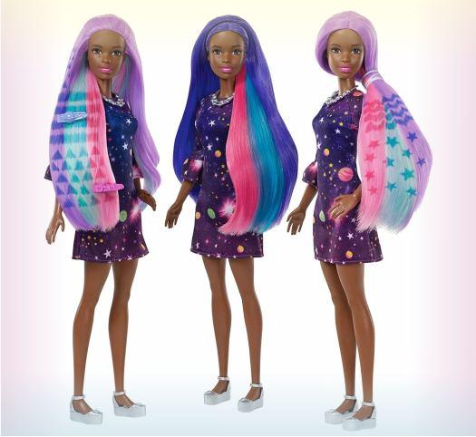 Набор для куклы Barbie - Волшебство прически