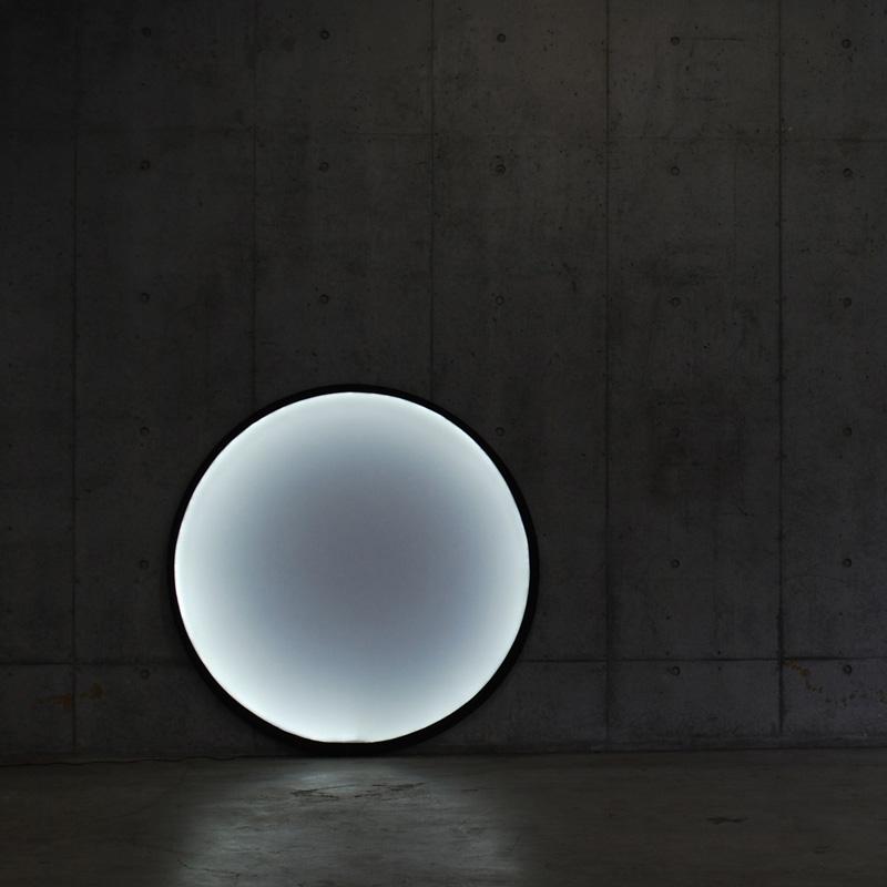 Светильник Collapsible Moon от Kazuhiro Yamanaka