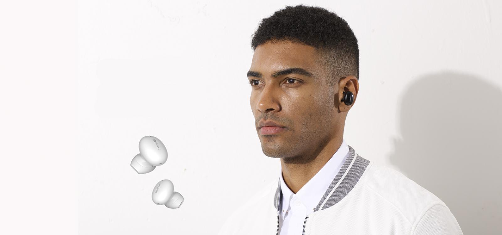 Беспроводные наушники 1MORE True Wireless Earbuds (черный)
