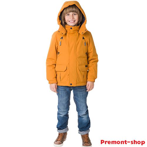 Демисезонная парка Premont Неуловимый Сейбл купить в интернет-магазине Premont-shop для садика и школы