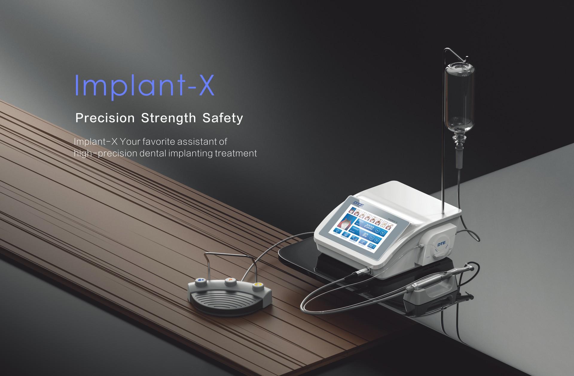 Физиодиспенсер DTE Implant X Описание_1
