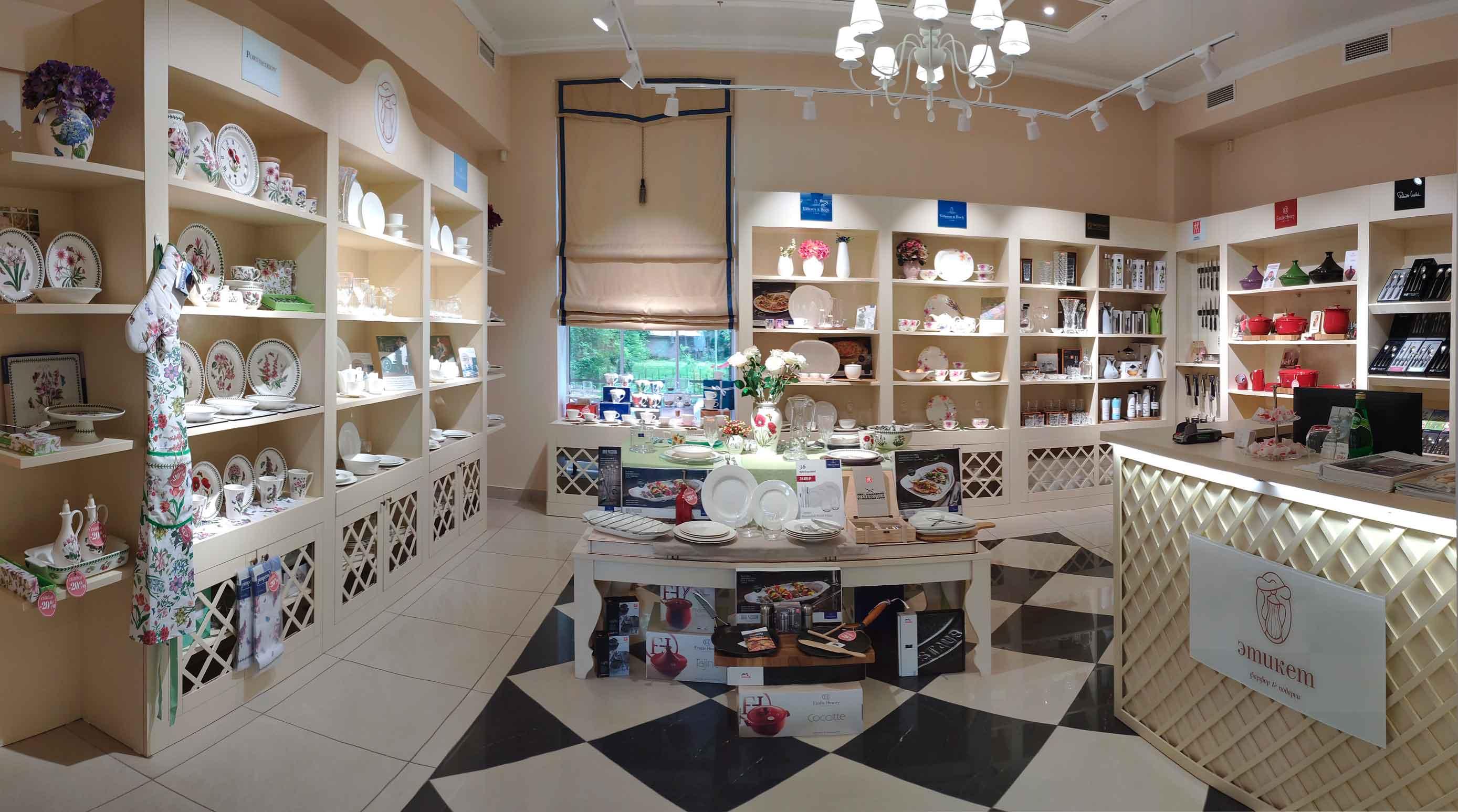 """Наш розничный магазин """"Этикет"""" в Чебоксарах"""